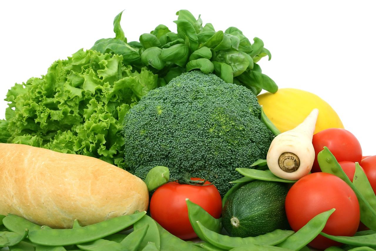 Spousta zeleniny