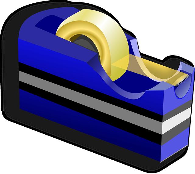 Lepící páska – kdy a kterou použít?
