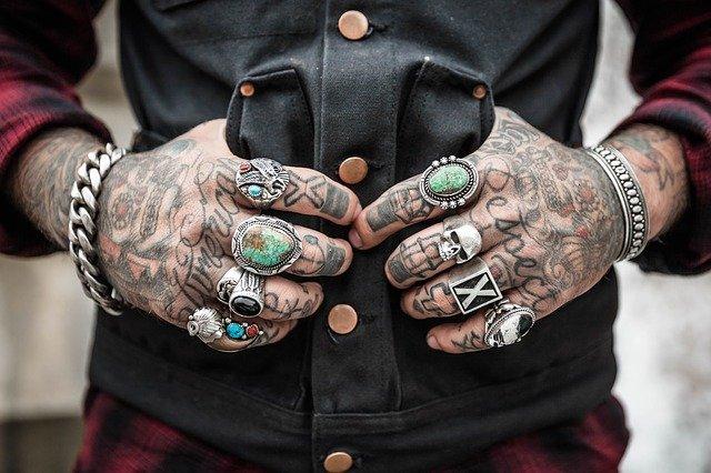 Tetování jako moderní umění